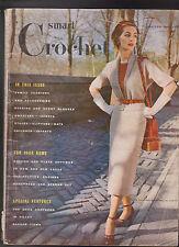Smart Crochet Magazine Fourth Edition 1952 Fashions & Accessories