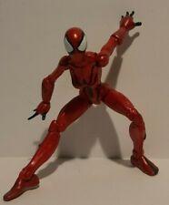 Marvel Legends Scarlet Spider Felicia Hardy  CUSTOM Black Cat Spider-Man