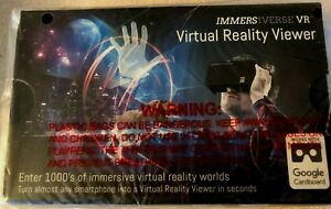 Google Immersiverse VR Virtual Reality Viewer