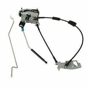 Back Rear RH Door Latch w Cable/Rod For 92 - 19 Ford Econoline E-150 E-250 E-350