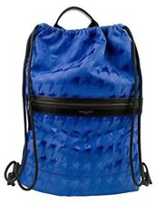 MICHAEL KORS  DRAWSTRING BACKPACK KENT COBALT BLUE FLAT MENS - NWT