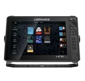LOWRANCE HDS-12 LIVE With Transducer & C-MAP US