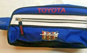 AJ Foyt Racing - Shigeaki Hattori - Small Travel Bag - Indy 500 Car 5 - Coyote