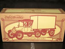 ERTL Collectibles 1918 Ford Cab & Trailer Die-Cast Truck ABF Freight
