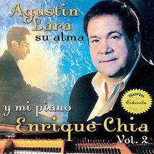 Su Alma Y Mi Piano Enrique Chia Vol. 2 by Enrique Chia (Piano/Composer) (CD,...