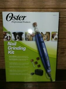 NEW OSTER DOG NAIL GRINDING KIT DOGS Groomer grooming 78129-101