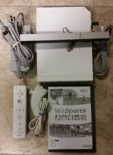 Nintendo Wii Sports Pack White Console (NTSC) FREE SHIPPING (Discounted)