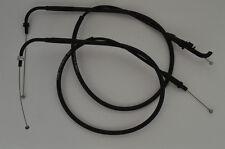 N0307.5AC & N0308.5AC Genuine Buell Throttle & Idle Cables, 08-10 XB Lightning