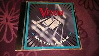CD Venom / Metalpunk - Album