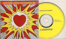Lightning Seeds-you della me 2 TRK MAXI CD CARDSLEEVE