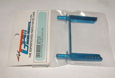 TRAXXAS MINI SUMMIT GPM FRONT BODY POST MOUNT BLUE ALUMINUM MST201F