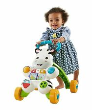 Toy Learning Walker Toddler Kids Baby Push Sit Play Stand Walking Fisher Price
