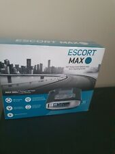 New listing Escort Max 360C Radar Detector Brand New In Factory Sealed Box