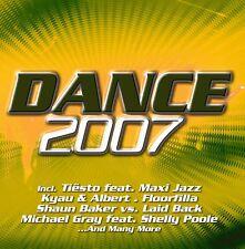Dance 2007 - Various Artists (2CDs) Neu