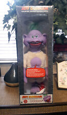 """Jeff Dunham """"Peanut"""" Talking Doll, New in Box, Autographed"""