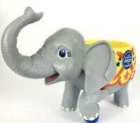 Ringling Bros Barnum Bailey Circus Souvenir Elephant Cup Mug Greatest Show Earth