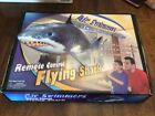 Air Swimmers Remote Control Flying Shark Balloon New