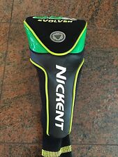 Nickent 4DX Evolver Green/Black Driver Head Cover