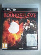 """Bound By Flame Jeu Vidéo """"PS3"""" Playstation 3"""
