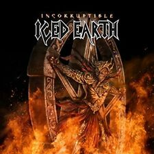 Iced Earth - Incorruptible [New CD]