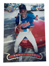 1996 Stadium Club - Pre-Production #PP3 Sammy Sosa Promo Chicago Cubs