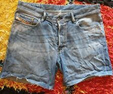 Diesel Ladies Shorts Size W34 / 18 Plus Size