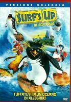 SURF'E UP - I RE DELLE ONDE (2007) un film di Chris Buck DVD EX NOLEGGIO - SONY