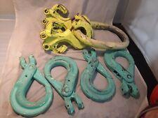 Gunnebo Grabiq Four Leg Chain Sling 12