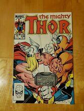 Thor (Mighty) 338 (1983); 2nd app & origin of Beta Ray Bill ; CGC worthy 🔥 KEY