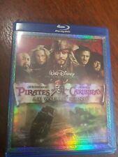 Pirates Of The Caribbean At Worlds End Blu Ray