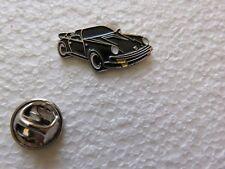 Pin's - 136 - Porche 911 Carrera cabriolet noire