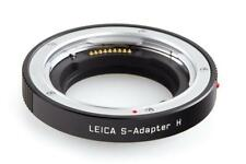 Leica S - Adapter H 16030 - like new with full warranty f. Leica // 32002,46