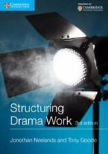 Structuring Drama Work: 100 Key Conventions For Theatre And Drama (cambridge ...