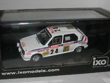 Ixo Models 1:43 RAC 128 Citroen Visa Chrono #24 Tour De Corse 1983 NEW