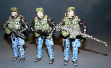 1:18 BBI Elite Force PMC Private Contractor Mercenaries Figure Soldier Set of 3