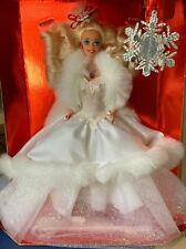 Happy Holidays barbie 1989 NRFB