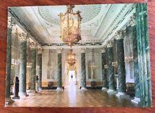 Grecian Hall 1789; 1803-1804 Pavlovsk Palace Postcard Russia