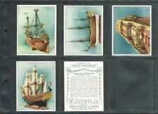 Ships/Boats 1918 - 1939 Collectable Player's Cigarette Cards