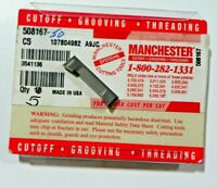 10 PIECES, MANCHESTER, 508-167-50 C5 CARBIDE INSERTS,   H544