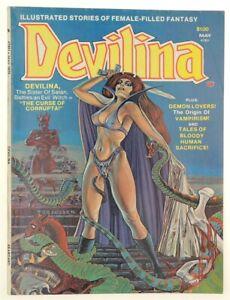 DEVILINA 2 Professionally Graded FN+ 6.5 MAGAZINE 1975