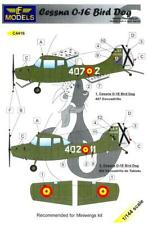 LF Models Decals 1/144 CESSNA O-1E BIRD DOG Spanish Air Force