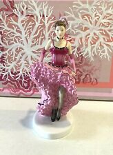 ROYAL DOULTON FIGURINE DANCES OF THE WORLD FRENCH CAN CAN LTD ED 458/2500