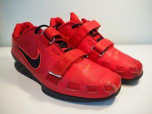 Nike Romaleos 2 - Weightlifting Shoes - UK 11 US12