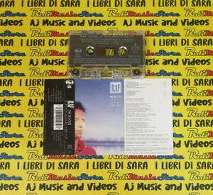 MC RAF Sogni e tutto quello che c'e' 1991 italy CGD 9031 724534 no cd lp dvd vhs