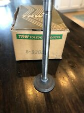 1968 1969 Ford 302 V8 Exhaust Valve Set NORS Police Bronco Taxi NORS TRW S2658