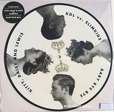 """KITTY DAISY & LEWIS 12"""" Baby Bye Bye RECORD STORE DAY 2015 Picture Disc 1000 Mad"""