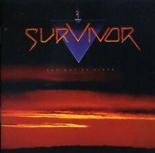 Survivor - Too Hot to Sleep [New CD] UK - Import