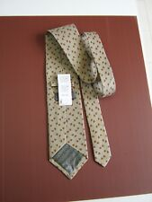 TINO COSMA  NUOVA NEW SETA E LINO SILK AND FLAX ORIGINALE  MADE IN ITALY