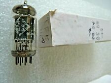 6211 Telefunken <> Grey Pins A Valve Tube New Old Stock 1pc M20A