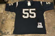 San Diego Chargers Jr. SEAU #55 NFL Mitchell & Ness Jersey Large Adult